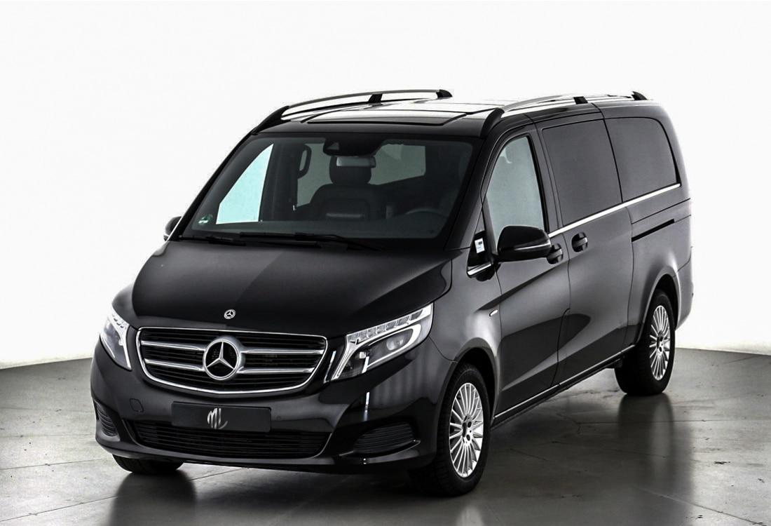 Mercedes V-Klasse Langversion Mainhattan Limousines