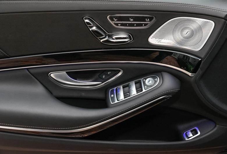 Mercede S-Klasse Modifications | Mainhattan Limousines